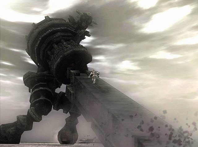 [Ps2] Shadow Of The Colossus Wandp2046