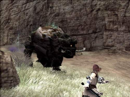 [Ps2] Shadow Of The Colossus Wandp2057