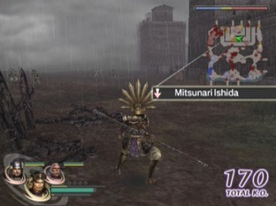 Warriors Orochi PlayStation 2
