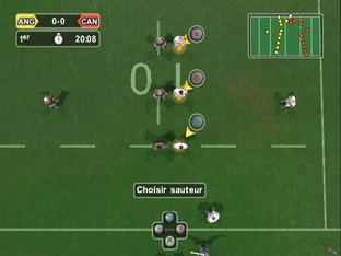 Test World Championship Rugby PlayStation 2 - Screenshot 12