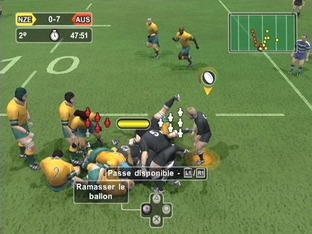 Test World Championship Rugby PlayStation 2 - Screenshot 13
