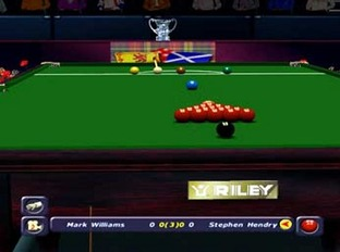 Images World Championship Snooker 2002 P