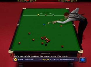 Images World Championship Snooker 2002 PlayStation 2 - 2