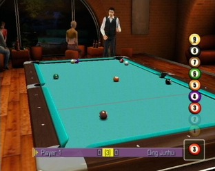 Test World Snooker Championship 2005 PlayStation 2 - Screenshot 12