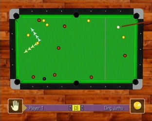 Test World Snooker Championship 2005 PlayStation 2 - Screenshot 16