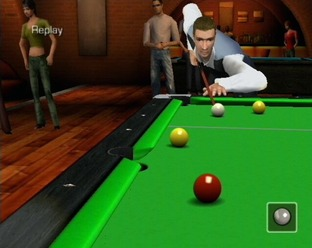 Test World Snooker Championship 2005 PlayStation 2 - Screenshot 17