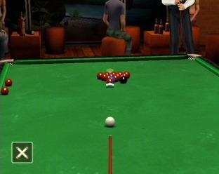 Test World Snooker Championship 2005 PlayStation 2 - Screenshot 18