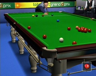 Test World Snooker Championship 2005 PlayStation 2 - Screenshot 20