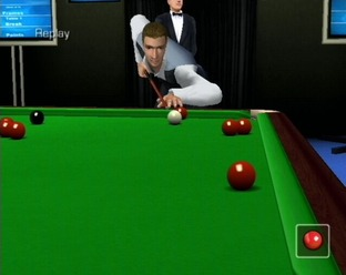 Test World Snooker Championship 2005 PlayStation 2 - Screenshot 21