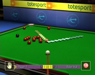 Test World Snooker Championship 2005 PlayStation 2 - Screenshot 22