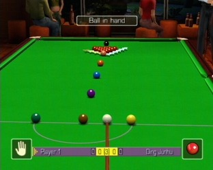 Test World Snooker Championship 2005 PlayStation 2 - Screenshot 25