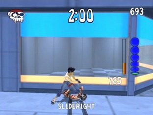 Test Whirl Tour PlayStation 2 - Screenshot 3