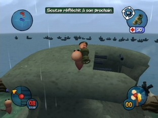 Test Worms 3D PlayStation 2 - Screenshot 25