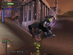 Test War Of The Monsters PlayStation 2 - Screenshot 7