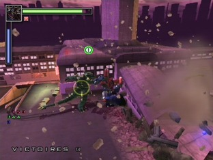 Test War Of The Monsters PlayStation 2 - Screenshot 8