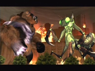 Test War Of The Monsters PlayStation 2 - Screenshot 9