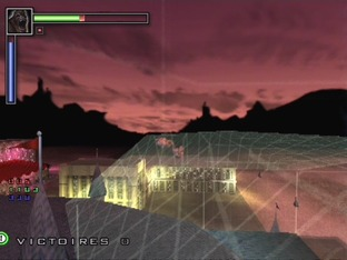 Test War Of The Monsters PlayStation 2 - Screenshot 10