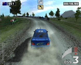 WRC 3 PlayStation 2