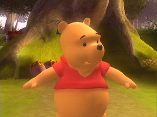 Test Winnie L'Ourson : A La Recherche Des Souvenirs Oublies PlayStation 2 - Screenshot 1