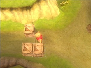 Test Winnie L'Ourson : A La Recherche Des Souvenirs Oublies PlayStation 2 - Screenshot 2