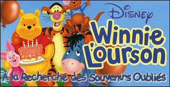 Winnie l'Ourson : A la Recherche des Souvenirs Oubliés