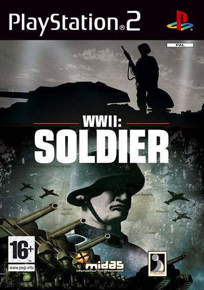 WWII : Soldier sur PlayStation 2 - jeuxvideo.com