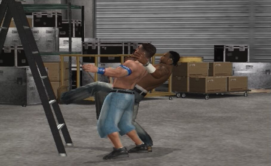 Image WWE Smackdown vs Raw