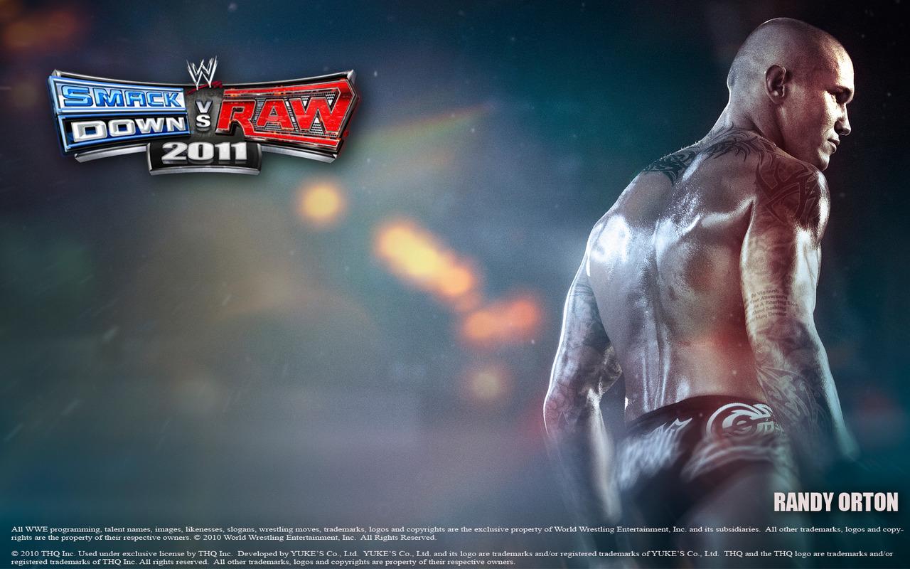 WWE Smackdown vs Raw 2011
