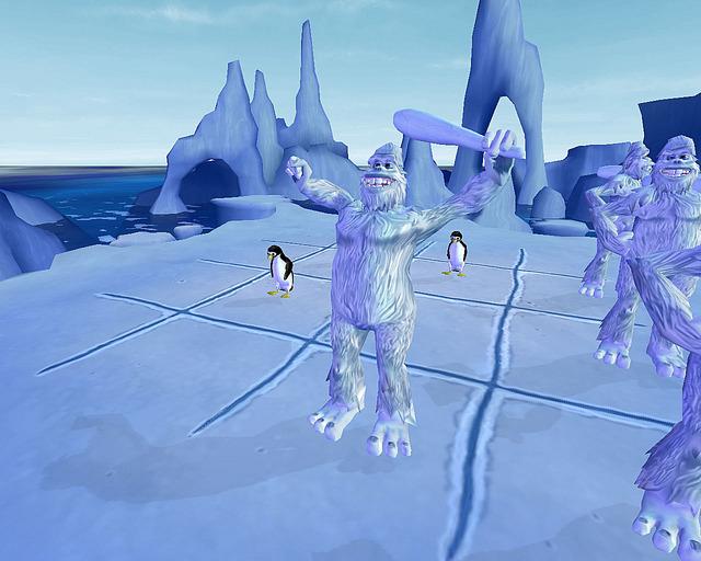 Yetisports Arctic Adventures