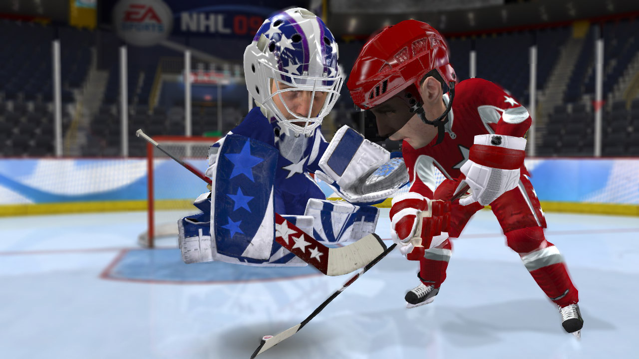 3 on 3 NHL Arcade