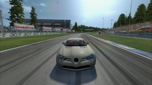 Test Absolute Supercars PlayStation 3 - Screenshot 3