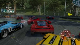 Test Absolute Supercars PlayStation 3 - Screenshot 4