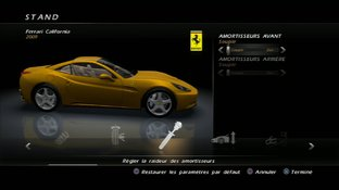 Test Absolute Supercars PlayStation 3 - Screenshot 6