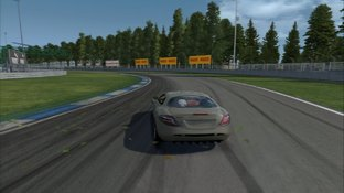 Test Absolute Supercars PlayStation 3 - Screenshot 8