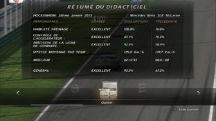 Test Absolute Supercars PlayStation 3 - Screenshot 9