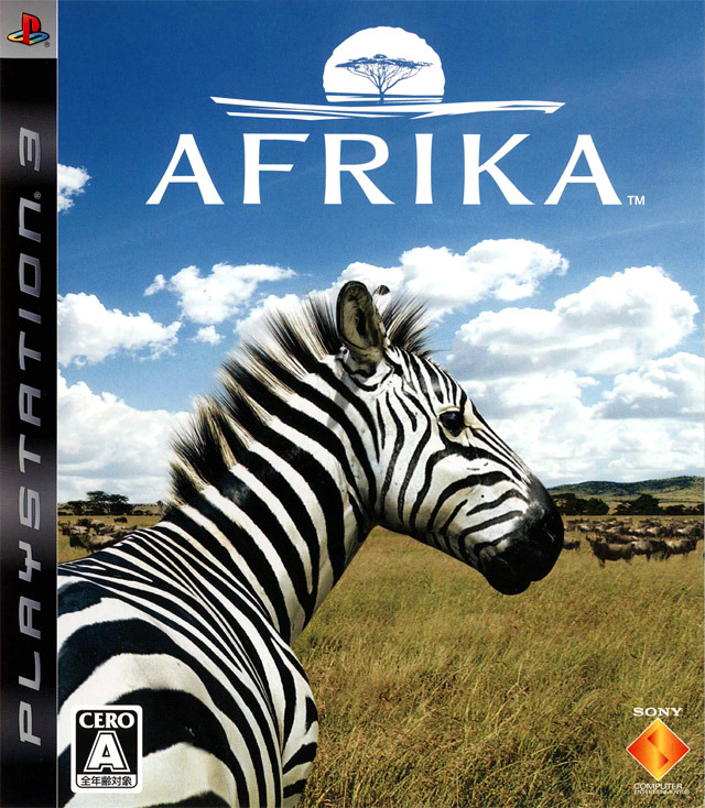 afrika sur playstation 3. Black Bedroom Furniture Sets. Home Design Ideas