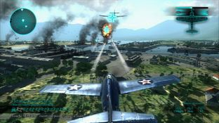 Test Air Conflicts : Pacific Carriers PlayStation 3 - Screenshot 26