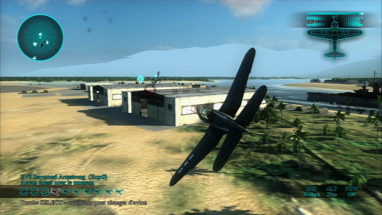 Images Air Conflicts : Pacific Carriers PlayStation 3 - 34