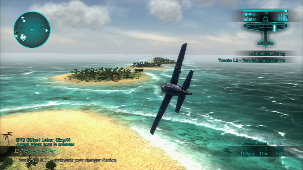 Images Air Conflicts : Pacific Carriers PlayStation 3 - 39