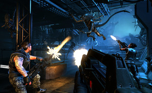Aperçu Aliens Colonial Marines PlayStation 3 - Screenshot 28