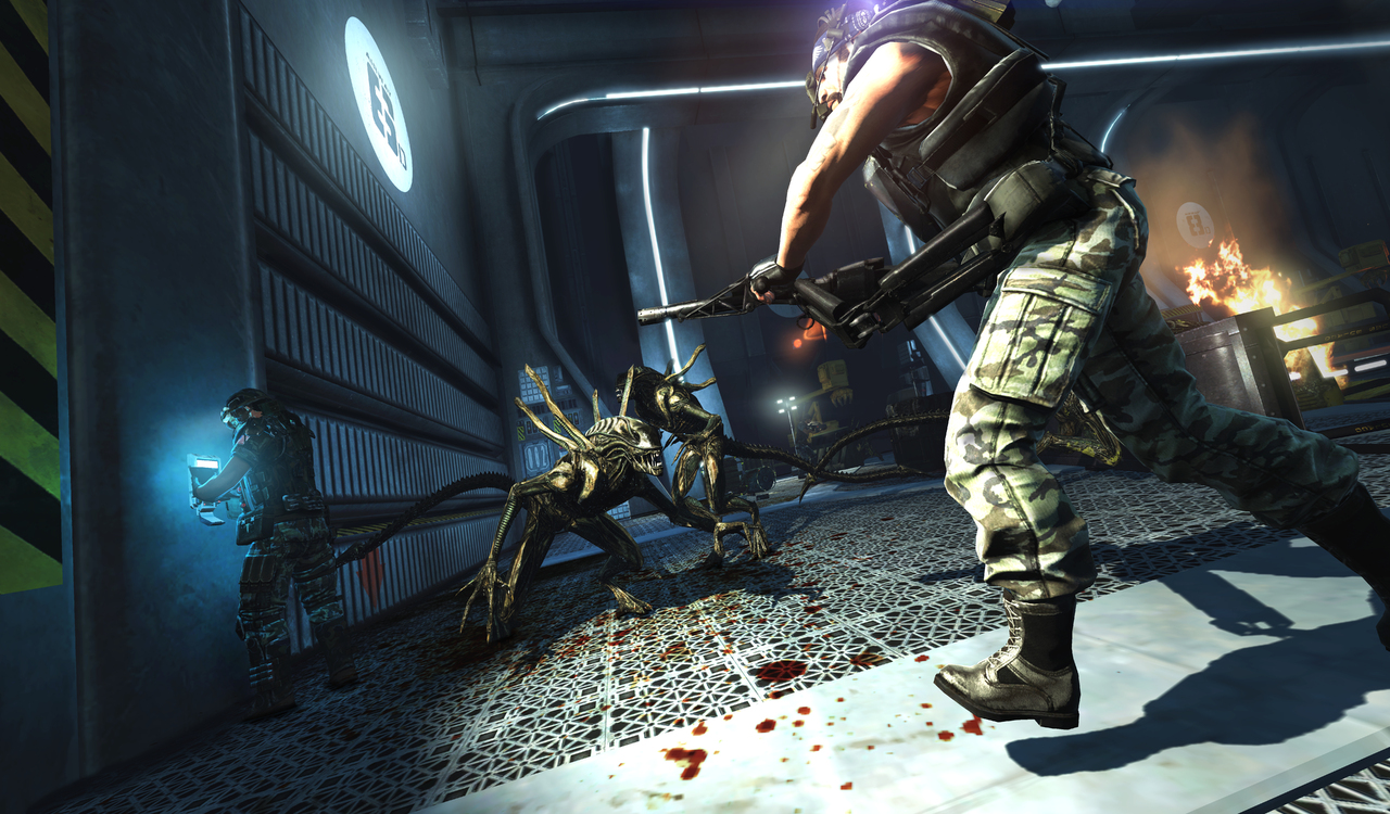 Images Aliens : Colonial Marines PlayStation 3 - 31
