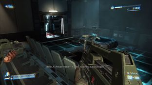 Test Aliens : Colonial Marines PlayStation 3 - Screenshot 34