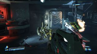 Test Aliens : Colonial Marines PlayStation 3 - Screenshot 44
