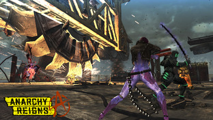 Aperçu Anarchy Reigns PlayStation 3 - Screenshot 22