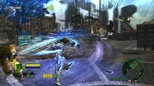 Test Anarchy Reigns PlayStation 3 - Screenshot 193