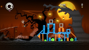 Test Angry Birds Trilogy PlayStation 3 - Screenshot 11