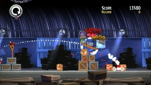Test Angry Birds Trilogy PlayStation 3 - Screenshot 12