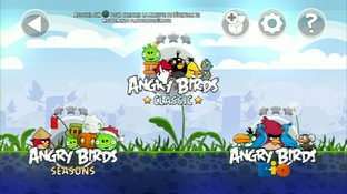 Test Angry Birds Trilogy PlayStation 3 - Screenshot 14