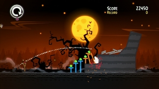 Test Angry Birds Trilogy PlayStation 3 - Screenshot 17