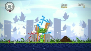 Test Angry Birds Trilogy PlayStation 3 - Screenshot 21